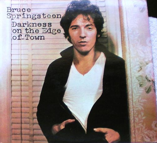 Bruce Springsteen - Darkness on the Edge of Town (1978) Lp vinil