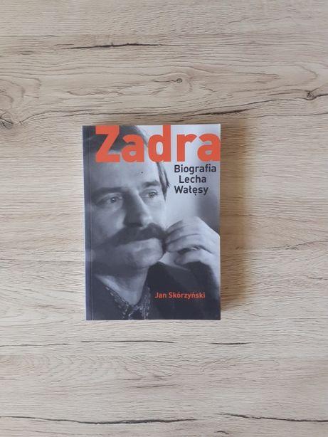 Zadra. Biografia Lecha Wałęsy - Jan Skórzyński