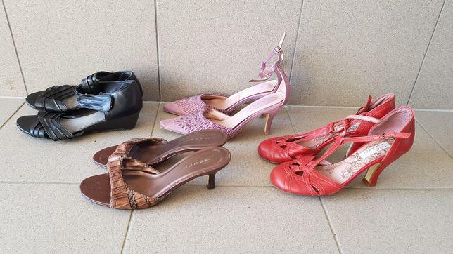 4 pary butów rozmiar 38 Next