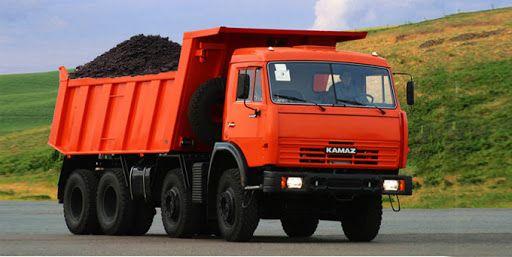Чернозем ЭКО с балки чистый доставка Камаз
