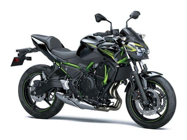 Kawasaki Z Kawasaki Z650 Salon OPOLE Nowy 2021rok Gwarancja