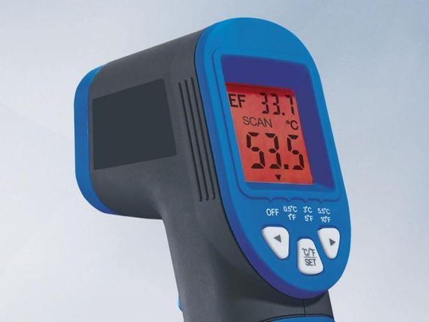 Инфракрасный пирометр ГЕРМАНИЯ Лазерный цифровой термометр строительны