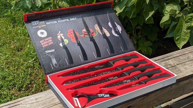 Ножи новые 6 в 1 - 1000 ру