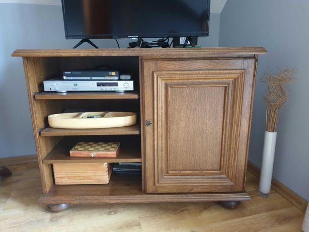 Bibliteczka i szafka pod TV