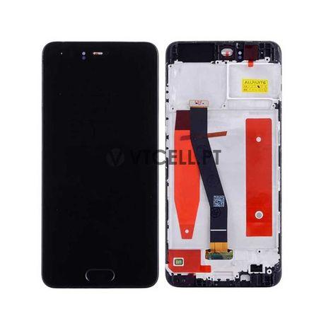 Ecrã LCD + Touch + Frame para Huawei P10 - Preto