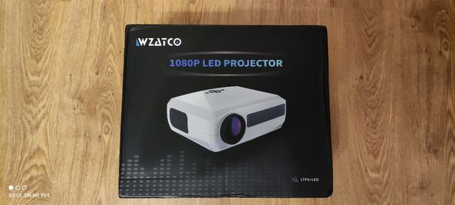 Wzatco C3 1080p Full HD - projektor, rzutnik, gwarancja, nowy