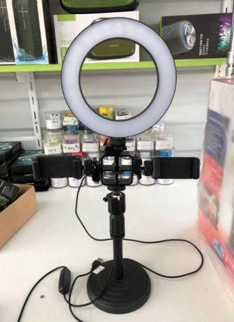 Светодиодная лампа держатель на телефона
