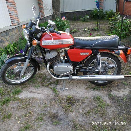 Мотоцикл Jawa 350M (634)