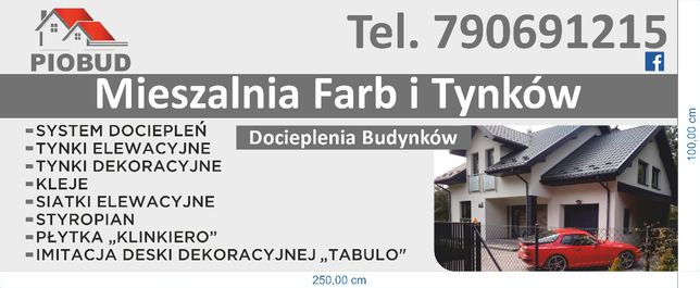 Docieplenia budynków elewacja, PIOTRKÓW, RADOMSKO, TOMASZÓW