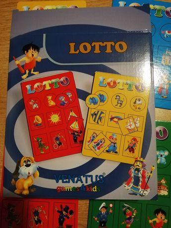 Gra edukacyjna dla dzieci 2+. Lotto