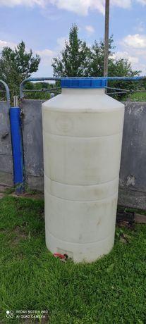 Бочка пластмасова 500 л