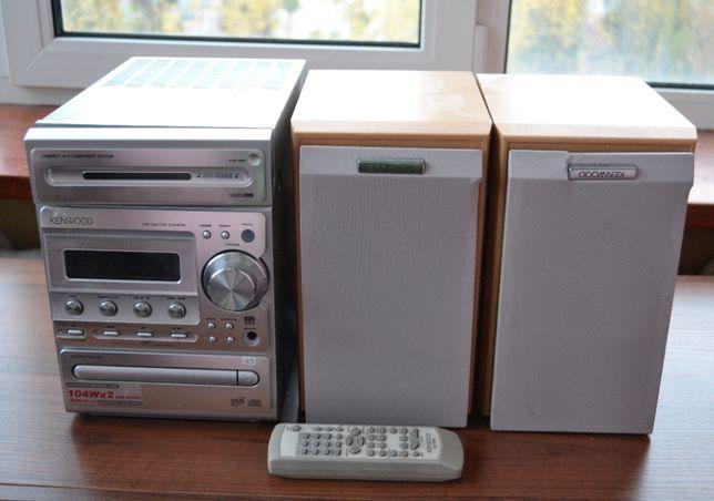 Музыкальный центр KENWOOD LS M66 S! 104 W * 2