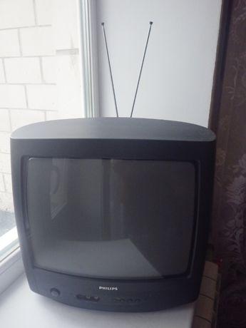 Телевизор Philips 14PT1354/58, производство Польша.