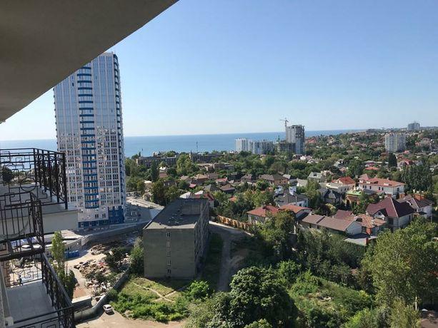 Сдам свою 2-х комнатную квартиру с видом на море в ЖК 35жемчужина