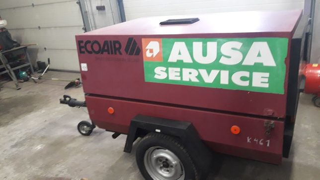 Kompresor śrubowy ECOAIR F42/sprężarka śrubowy/kaeser/atlas copco