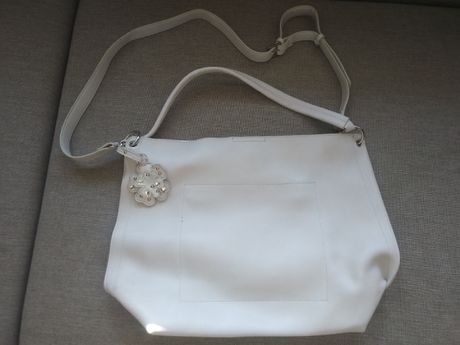Torebka torba Reserved duża jasna