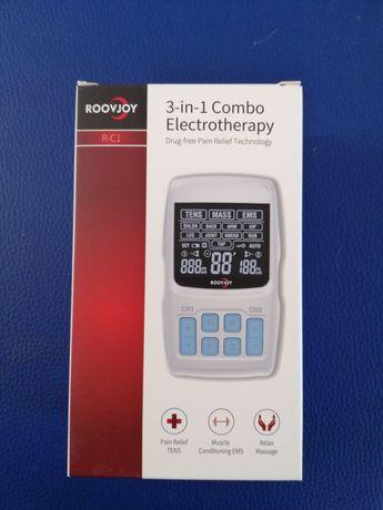 Eletroestimulador dor, fortalecimento e relaxamento