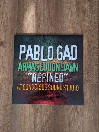 "Pablo Gad - Armageddon Dawn ""Refined"" vinyl płyta winylowa"