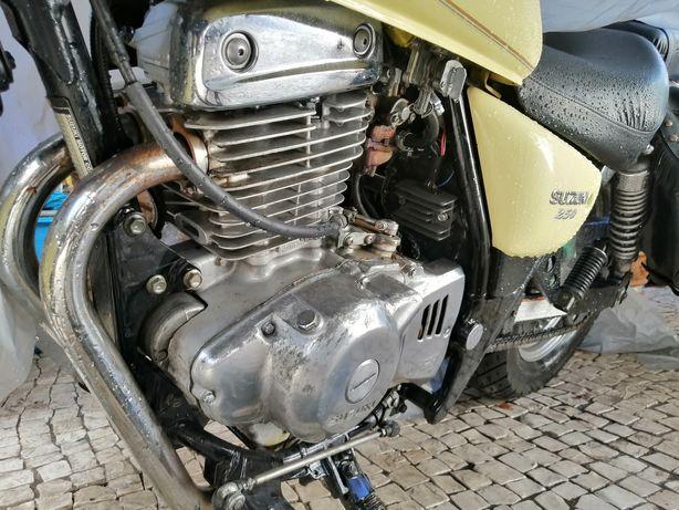 Suzuki marauder gz250 toda original