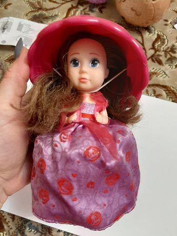 Кукла кекс с вкусным ароматом