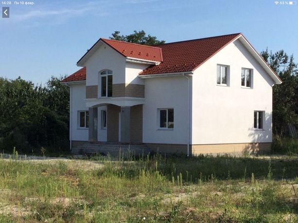 Дом будинок участок Гнедин , продам или обмен на Киев Осокорки Печерск