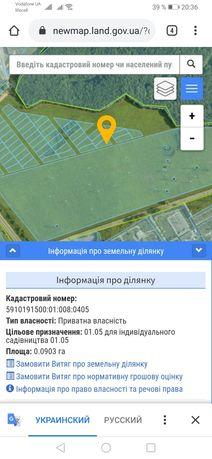 Продам 9 соток земли Сумы, район центролита