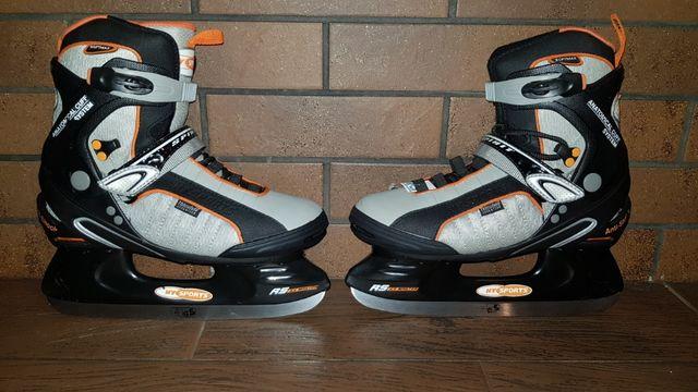 Łyżwy hokejowe Hy Sports rozmiar 38 jak nowe!