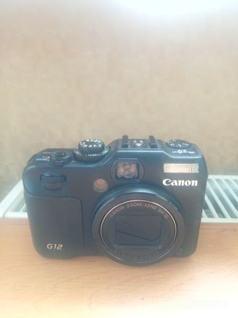 Фотоапарат Canon Powershot  g12