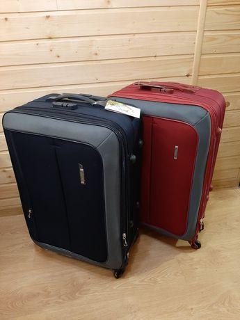 Средний размер. Распродажа! Купить лёгкий чемодан.Валiза.