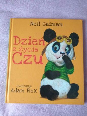 Dzień z życia Czu - Neil Gaiman