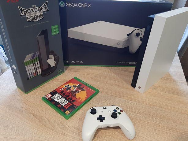 Xbox One X 1 TB + to co na zdjęciu
