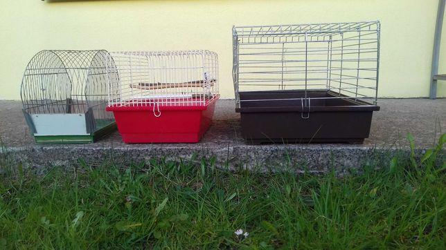 KLatki + gratisy dla małych zwierzątek