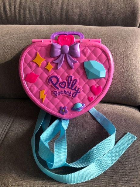 Polly Pocket Park rozrywki + gratisy !