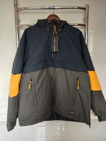 Новая мужская куртка анорак Lefties p.XXL