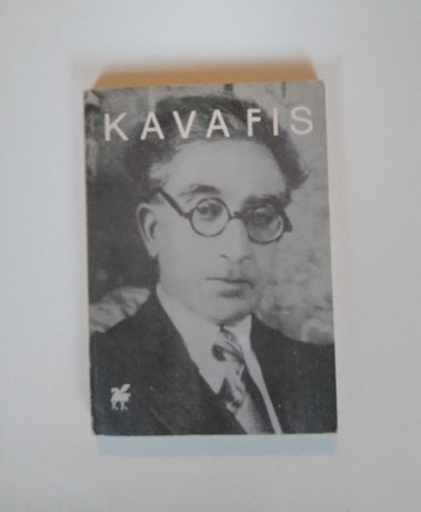 Kavafis Poezje wybrane Biblioteka Poetów