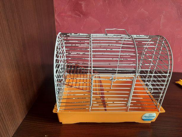 Продам клетку для хомячка джунгарика