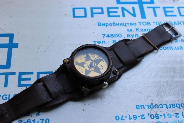 Часы СССР (1918-1945) Ручной роботы в единственном экземпляре