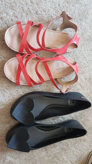 Sandały Zara rozm 34