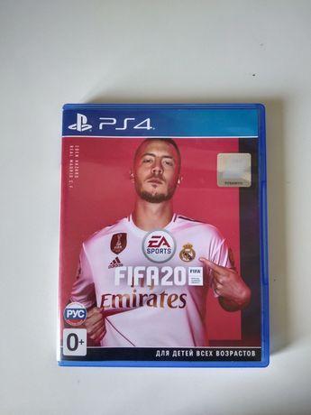 Игра для PS 4 FIFA 20