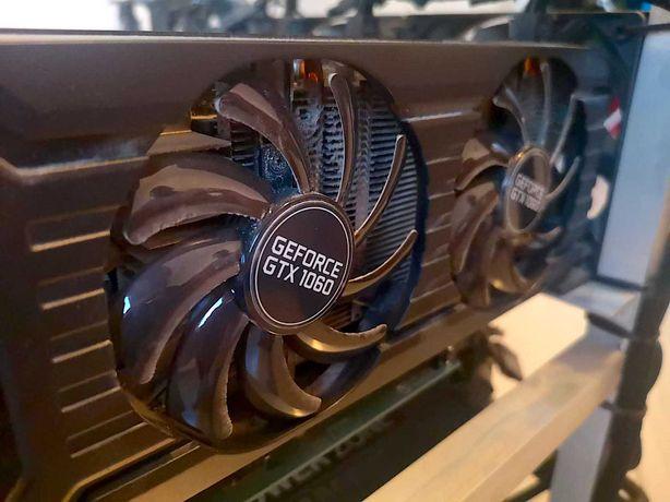 Karta Graficzna GeForce GTX1060 6GB Palit Dual
