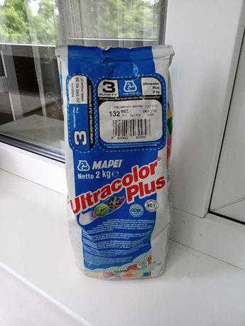 Затирка для швов плитки Mapei  ULTRACOLOR PLUS (2кг)