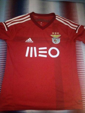 T-shirt oficial do Benfica