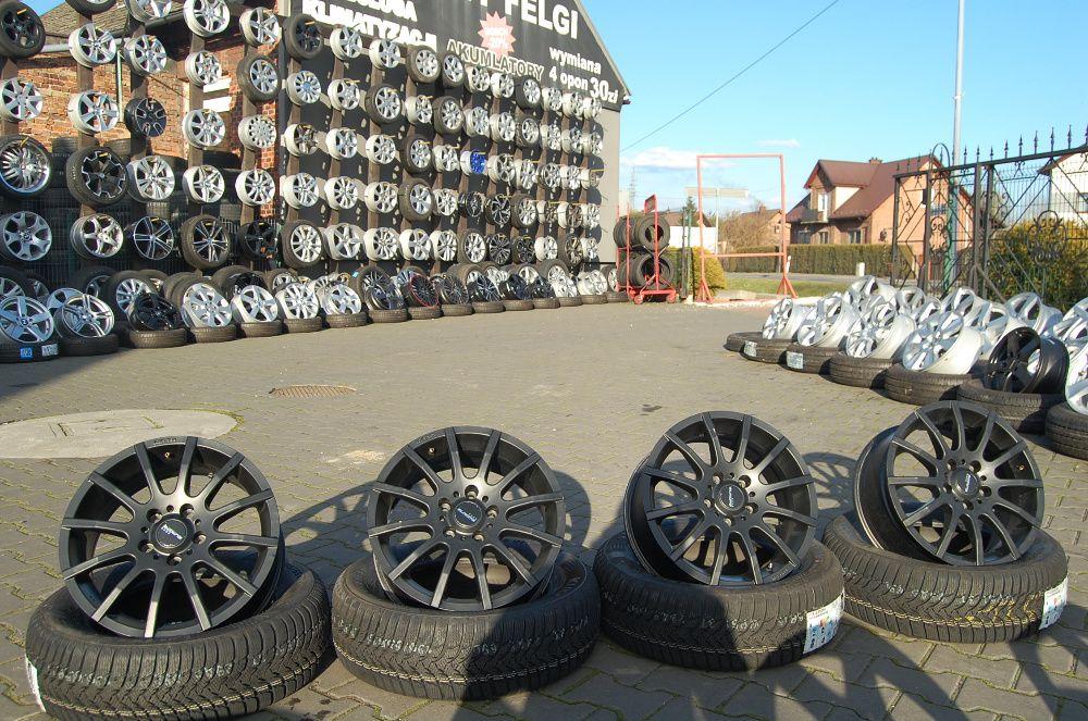 """Felgi aluminiowe 16"""" 5x112 7J ET48 VW AUDI SEAT SKODA MERCEDES"""