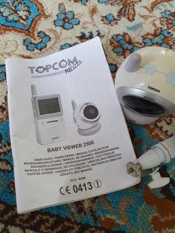 Topcom Cyfrowa, Elektroniczna Video Niania Babyviewer 2500