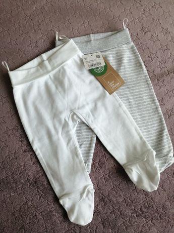 Polspiochy, spodnie niemowlęce 68