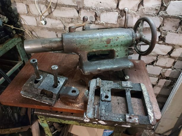 Задняя бабка токарный станок 1к62
