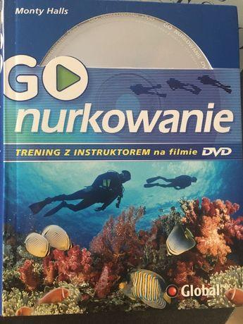 Podrecznik/Książka do nauki nurkowania : GO NURKOWANIE
