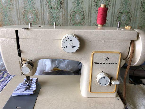 Продаю швейную машину  Чайка  132-М