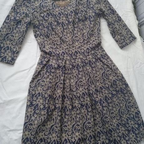 Шикарное платье 44р Турция