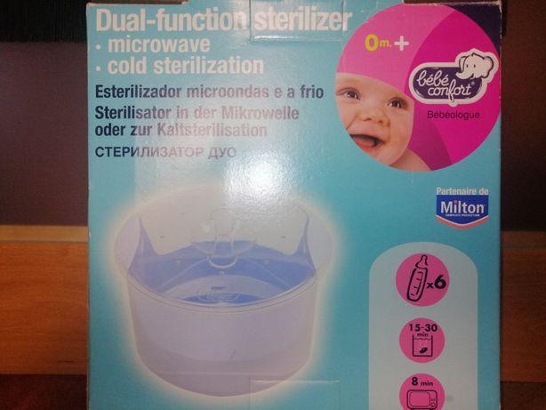 Esterilizador para microondas - Bebé Confort